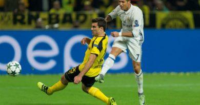 """Ronaldo chờ """"xé lưới"""" Dortmund"""