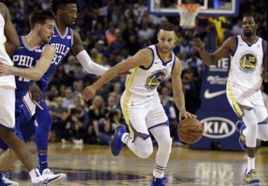 Khả năng ra sân của Stephen Curry trước trận đại chiến với Boston Celtics vẫn còn bỏ ngỏ