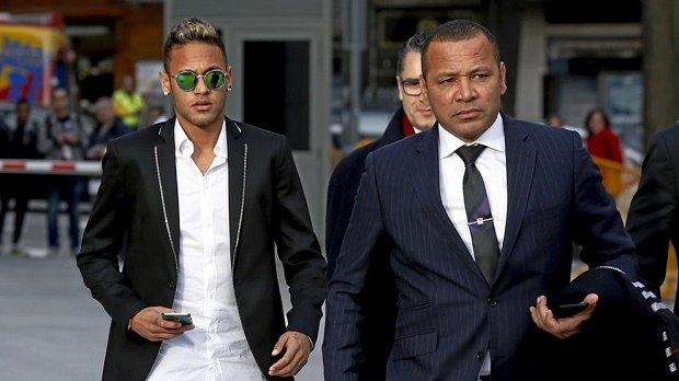 Người quản lý của Neymar lên tiếng về  tin đồn anh đến Real
