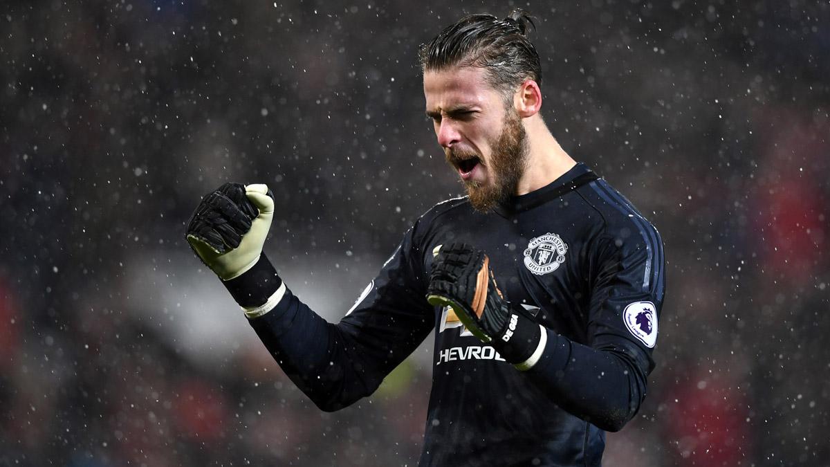 Man United tiếp tục được De Gea cứu thua