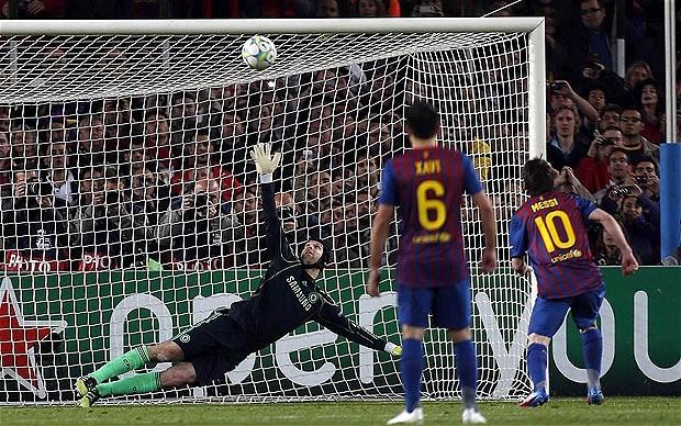 Dù gánh cả team nhưng Messi vẫn bó tay