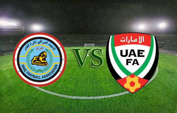 Iraq vs United Arab Emirates