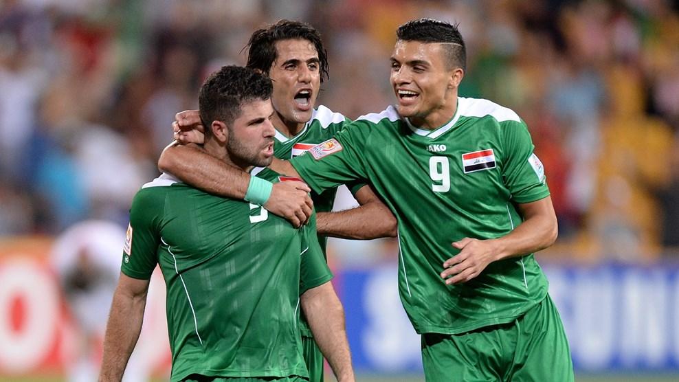 U23 Iraq vs U23 Malaysia