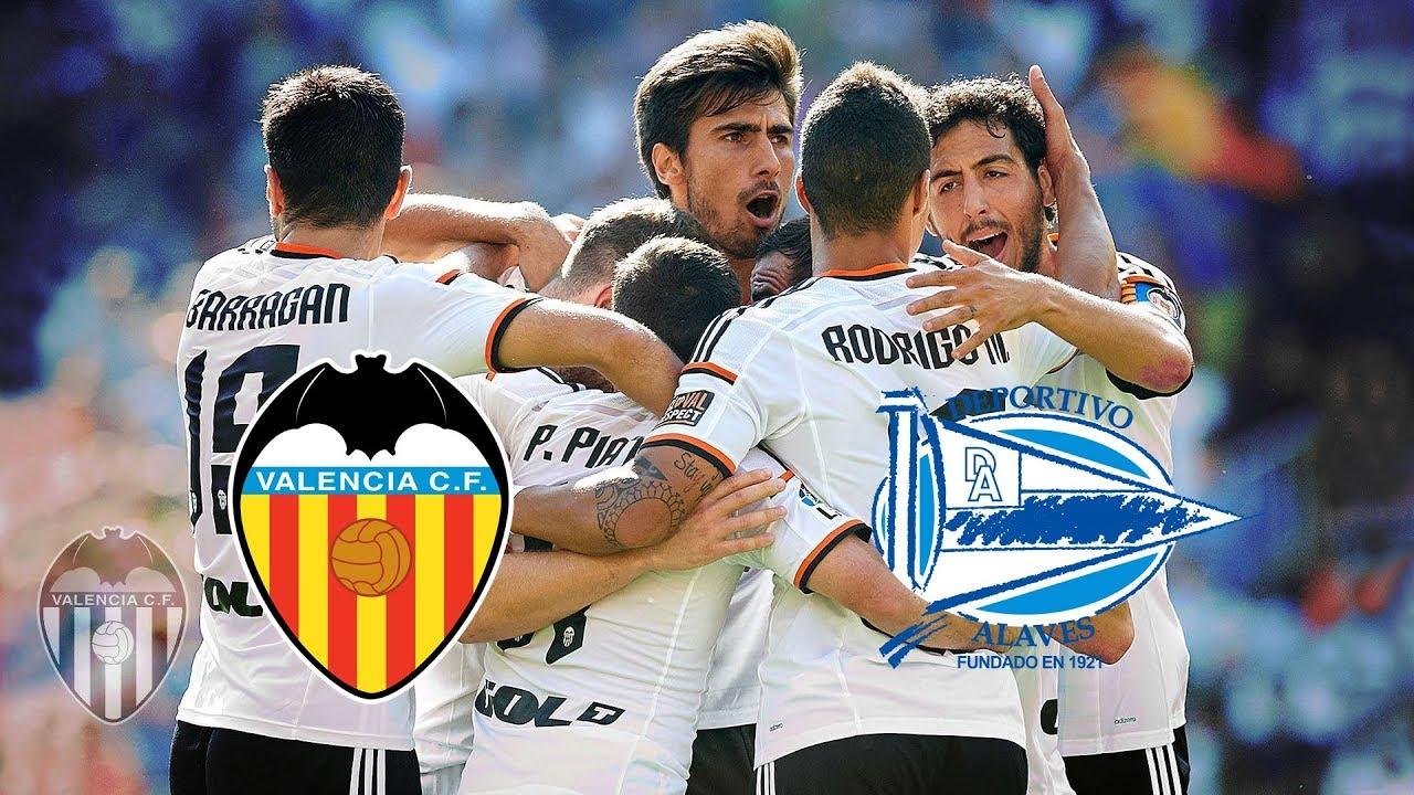 Nhận định bóng đá Valencia vs Alaves
