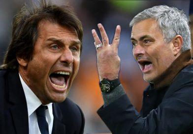 Đỉnh cao đại chiến Mourinho – Conte