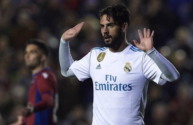 """Tin chuyển nhượng: Real Madrid sẵn sàng cho Isco """"lên thước ngắm"""""""