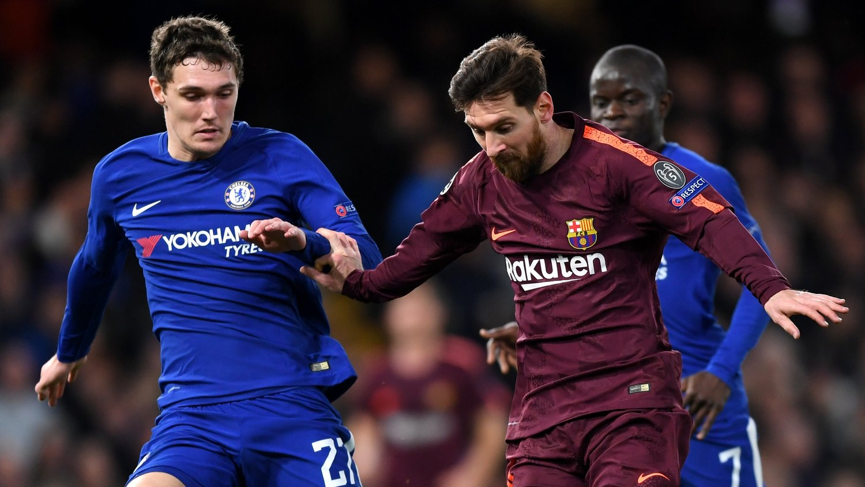 Barcelona vs Chelsea 02h45, ngày 15/03