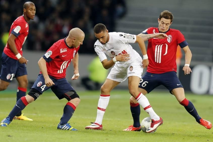 Monaco vs Lille