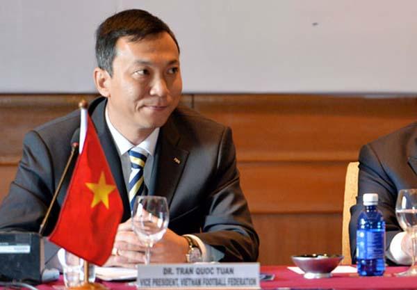 Ông Tuấn nói gì sau phản đối đề cử Chủ tịch VFF
