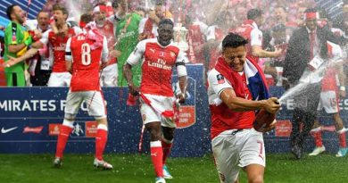 Sanchez có duyên với FA Cup