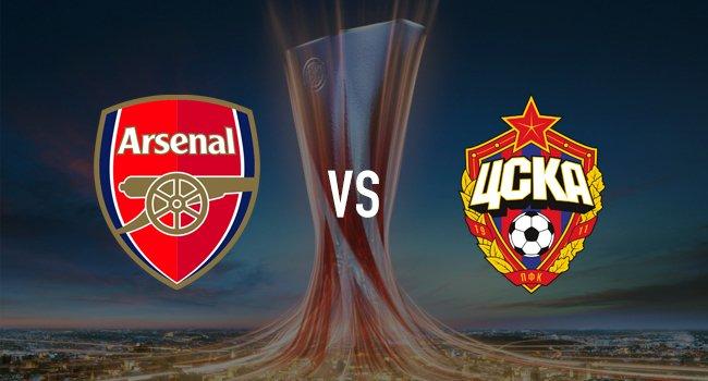 Arsenal vs CSKA Moscow