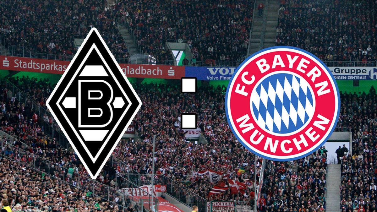 Bayern Munich vs Monchengladbach