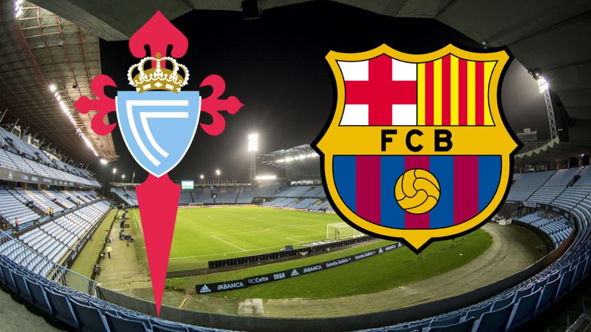 Celta Vigo vs Barcelona 02h00, ngày 18/04