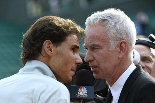 Dù ngồi chơi nhưng Nadal vẫn chạm kỷ lục