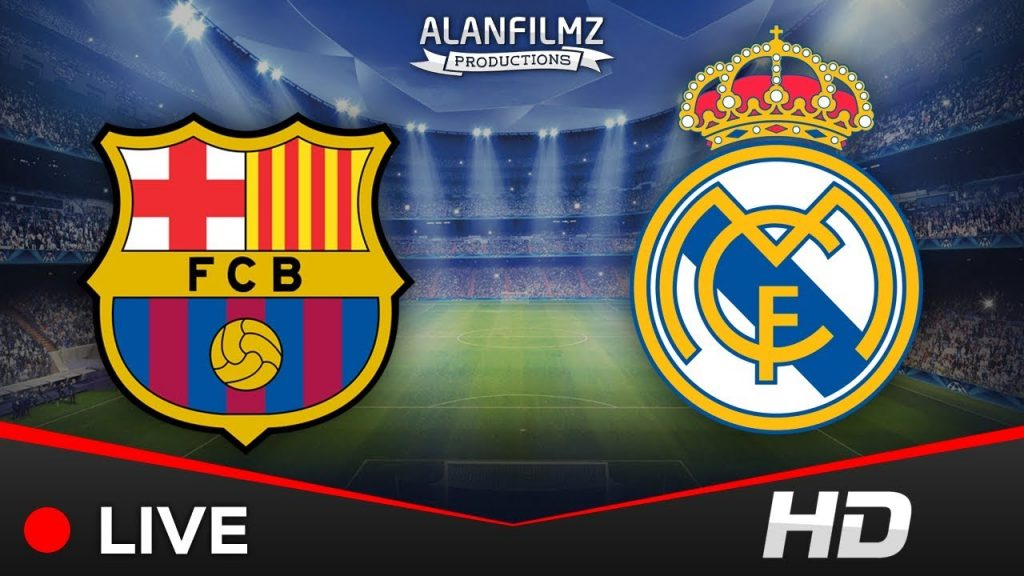 Link sopcast Barcelona vs Real Madrid