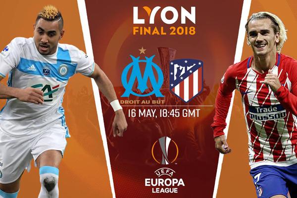 Nhận định Marseille vs Atletico Madrid