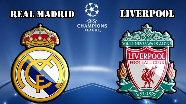 Link sopcast Real Madrid vs Liverpool