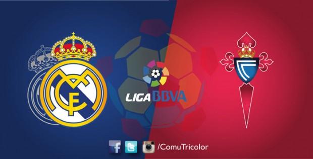 Link sopcast Real Madrid vs Celta Vigo 23h30