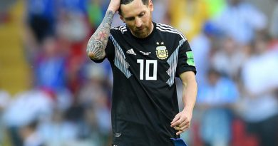 Liệu Croatia có làm Messi ôm hận