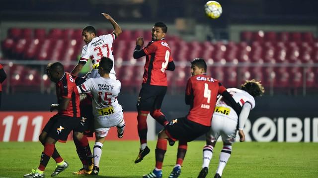 Nhận định Sao Paulo vs Vitoria BA, 07h30 ngày 13/6
