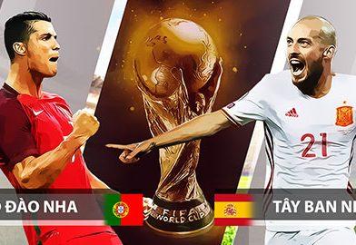 Link sopcast Bồ Đào Nha vs Tây Ban Nha 01h00, ngày 16/06