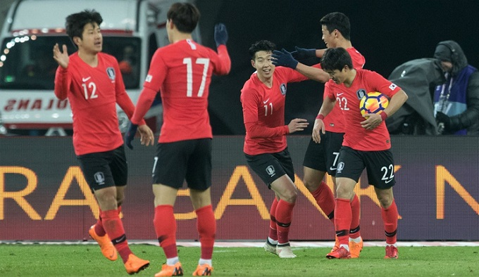 Nhận định Hàn Quốc vs Bolivia 19h10, 07/06