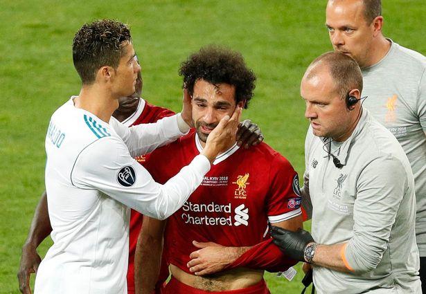 Ronaldo cho biết ứng cử viên sáng giá cho quả bóng vàng