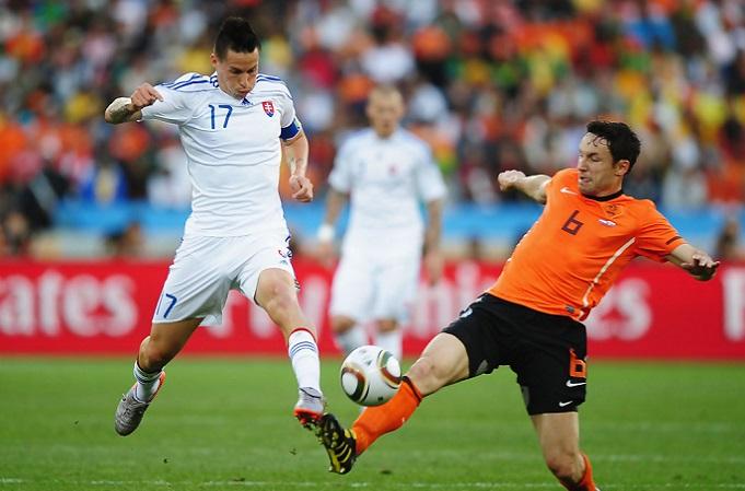 Link sopcast Slovakia vs Hà Lan 01h45