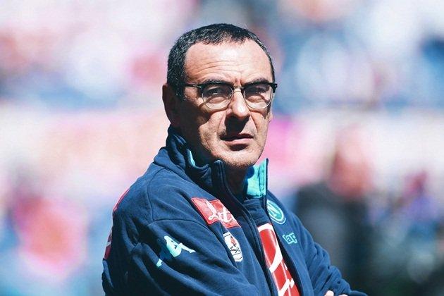 Maurizio Sarri sẽ cải tổ Chelsea sau triều đại Conte