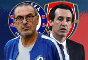 Link sopcast Chelsea vs Arsenal