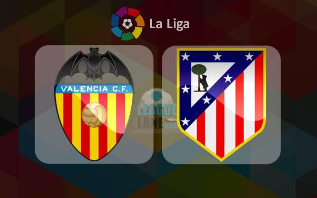 Link sopcast Valencia vs Atletico Madrid