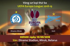 nhan-dinh-dinamo-minsk-vs-zenit-vong-so-loai-cup-c2-chau-au-2018-19