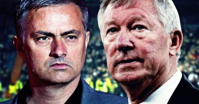 Công cuộc thách đố của Sir Alex cho Mourinho