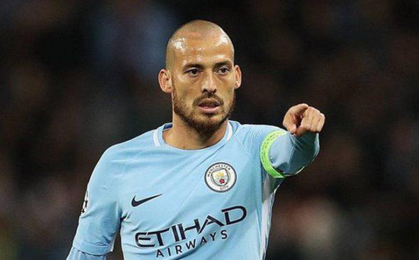 Silva rời Man City vào năm 2020