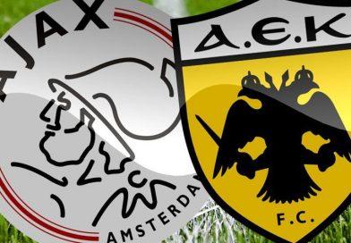 Link sopcast Ajax vs AEK Athens, 23h55 ngày 19/09
