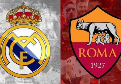 Link sopcast Real Madrid vs AS Roma, 02h00 ngày 20/9