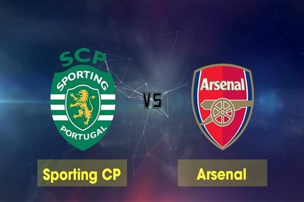 Link sopcast Sporting Lisbon vs Arsenal, 23h55 ngày 25/10