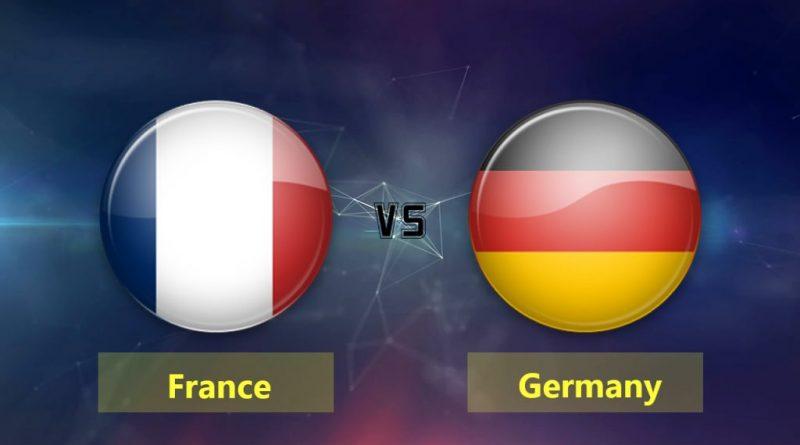 Link sopcast Pháp vs Đức, 01h45 ngày 17/10
