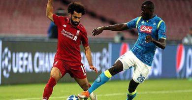 Liverpool thua cúp C1, Salah tàng hình
