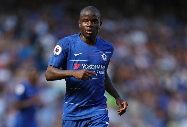 N'Golo Kante sẽ tiếp tục gắn bó với Chelsea.