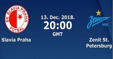 Nhận định Slavia Praha vs Zenit, 03h00 ngày 14/12: Cúp C2 Châu Âu