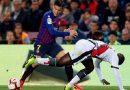 3 điểm nhấn nổi bật trận Barca 3-1 Rayo Vallecano