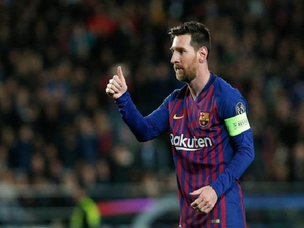 Messi lập kỷ lục khủng ở 11 năm liên tiếp