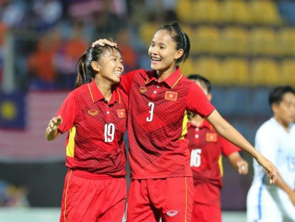 Tuyển nữ Việt Nam thắng Uzbekistan trận mở màn vòng loại Olympic 2020