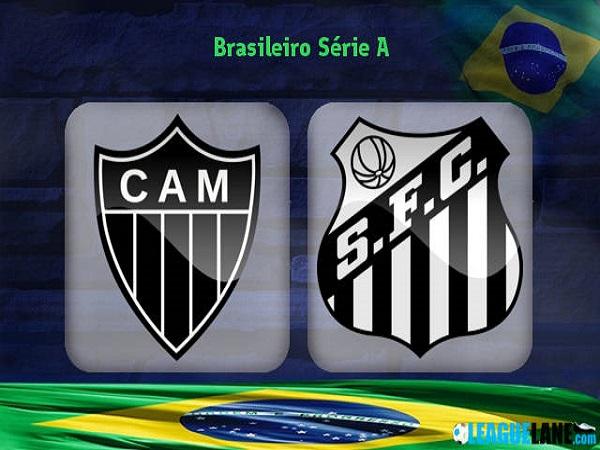 Nhận định Atletico Mineiro vs Santos, 5h15 ngày 16/05