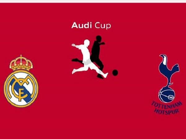 Dự đoán Real Madrid vs Tottenham, 23h00 ngày 30/07