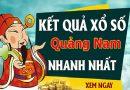 Dự đoán kết quả XS Quảng Nam Vip ngày 09/07/2019
