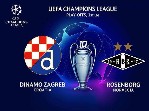 Nhận định Dinamo Zagreb vs Rosenborg, 2h00 ngày 22/8