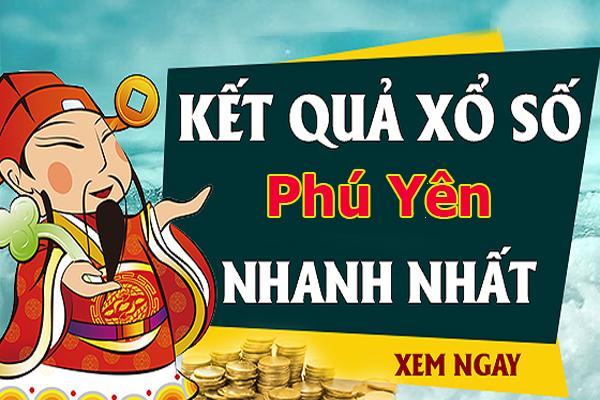 Soi cầu XS Phú Yên chính xác thứ 2 ngày 19/08/2019