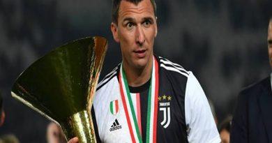 Juventus tạo điều kiện cho MU chiêu mộ Mario Mandzukic
